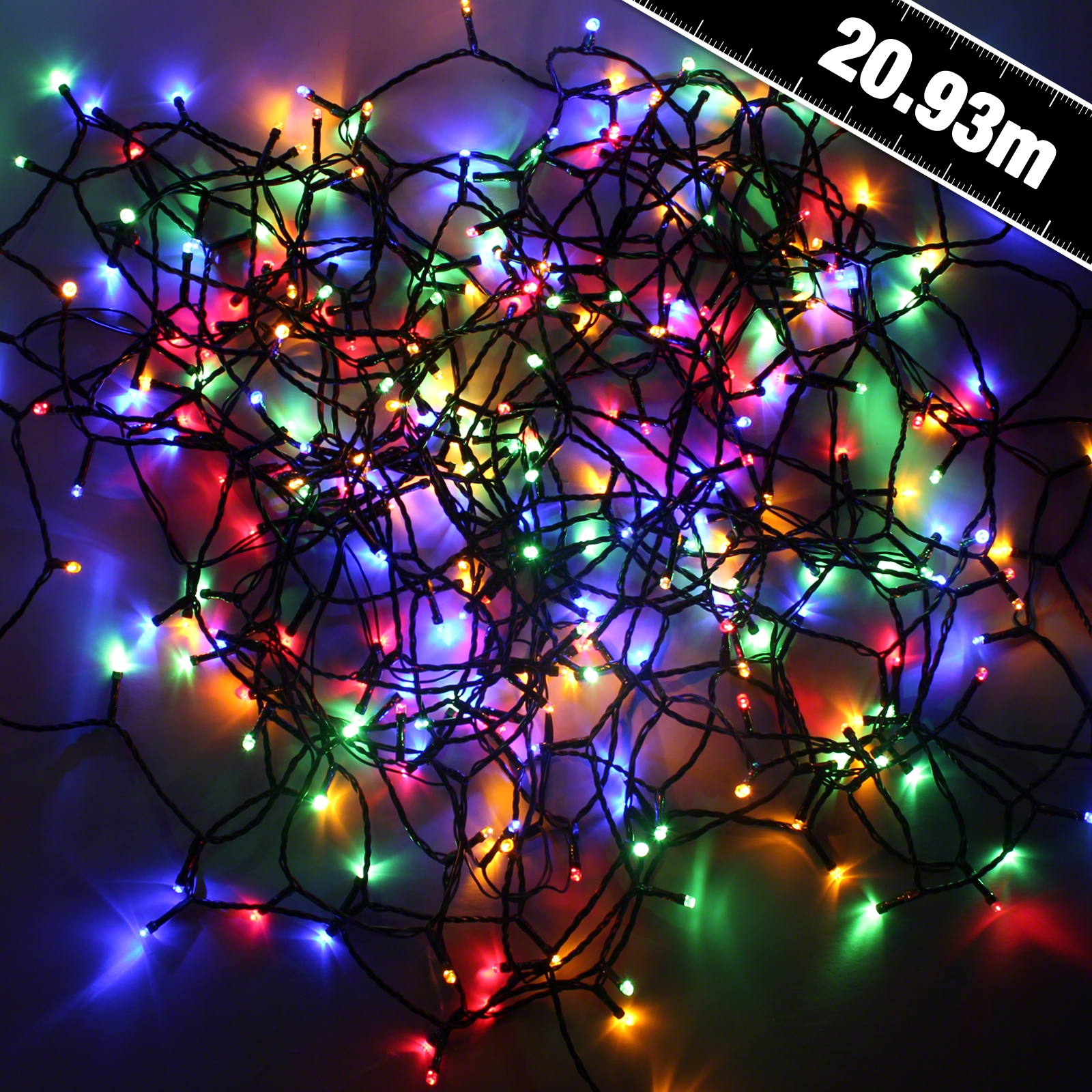Click to view product details and reviews for 300 Led Dual Colour Chaser Lights.