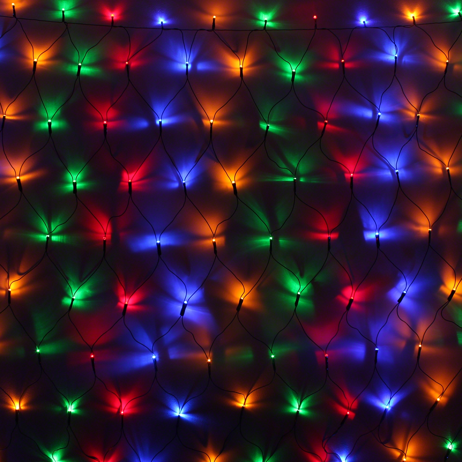 Click to view product details and reviews for 360 Led Net Chaser Lights.