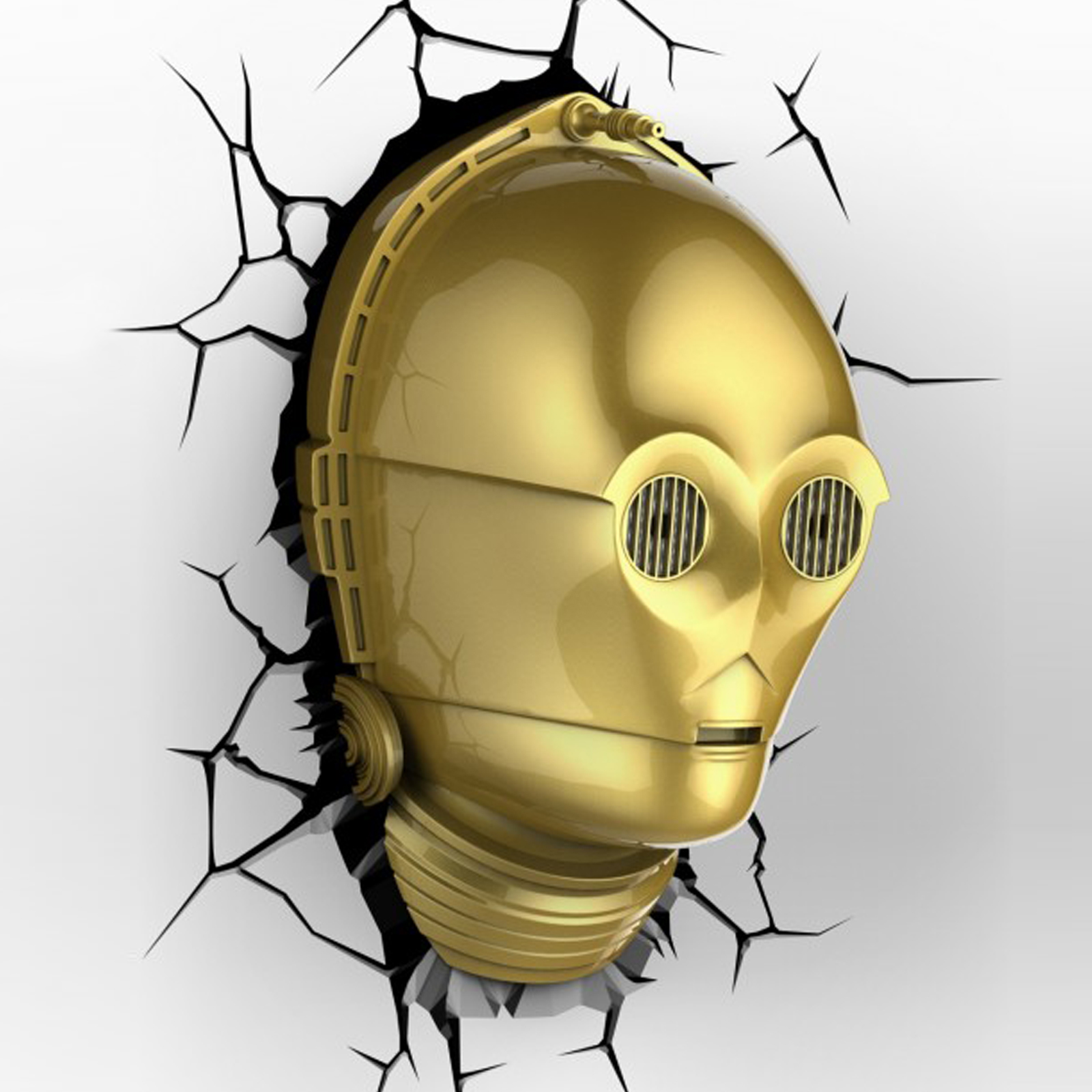 Click to view product details and reviews for 3d Fx C 3po.