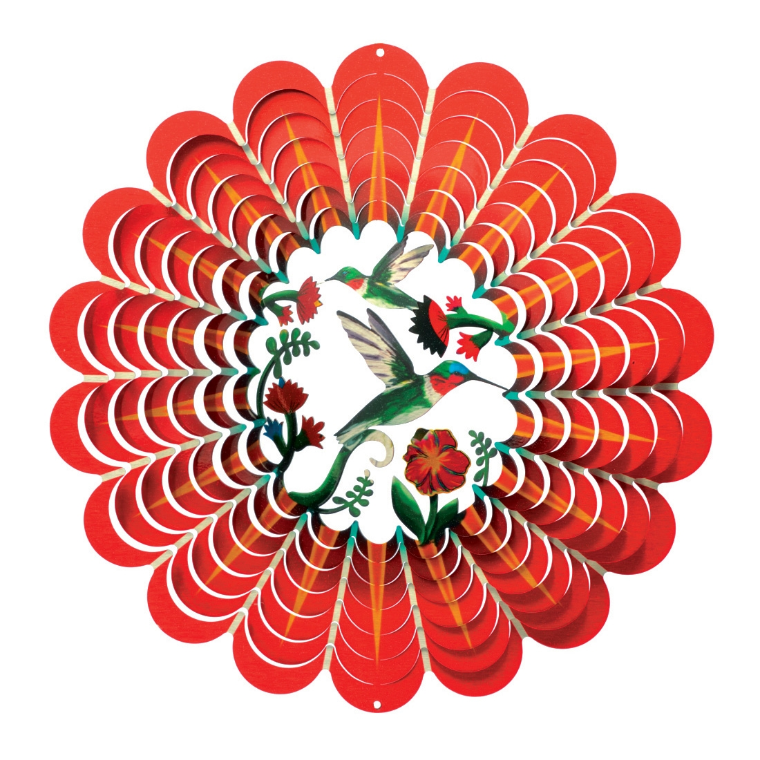 Click to view product details and reviews for 3d Hummingbird Wind Spinner.