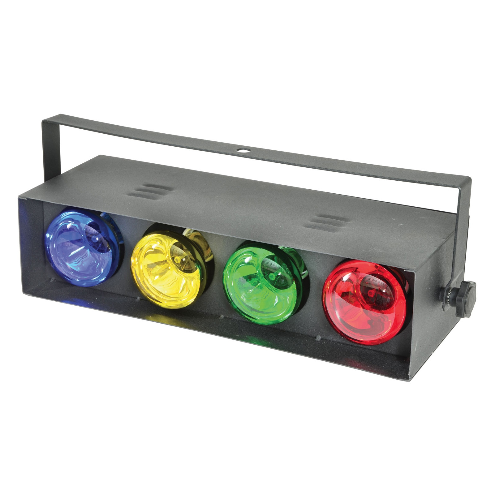 Click to view product details and reviews for 4 Channel Light Sequencer Disco Light 150298.