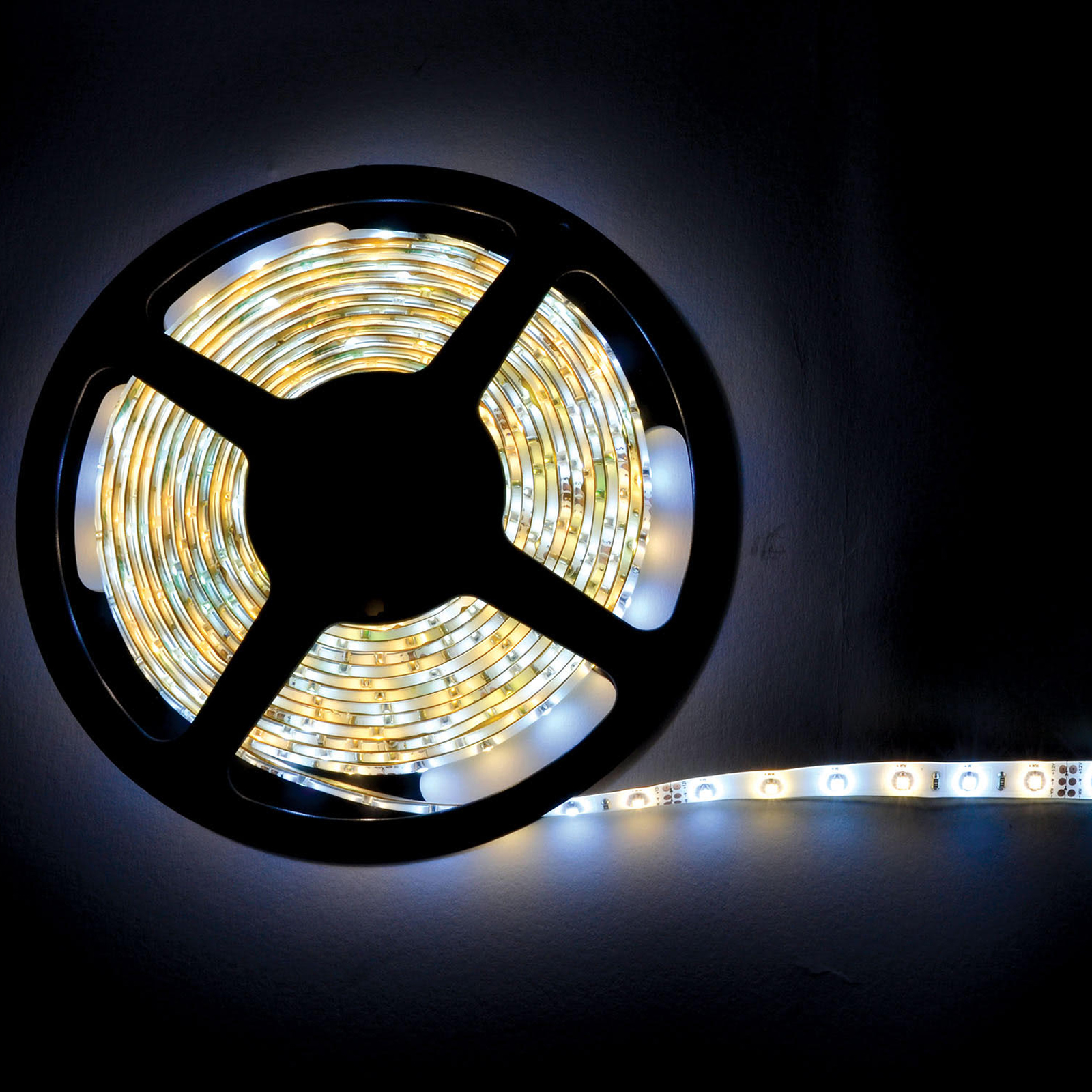 5m Dual Warm And Cool White Led Tape 153739