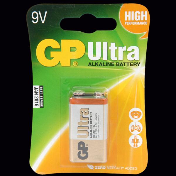 Image of 9V PP3 Battery