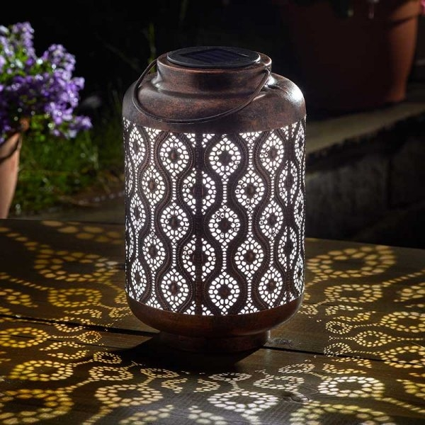 Solar Adana Lantern