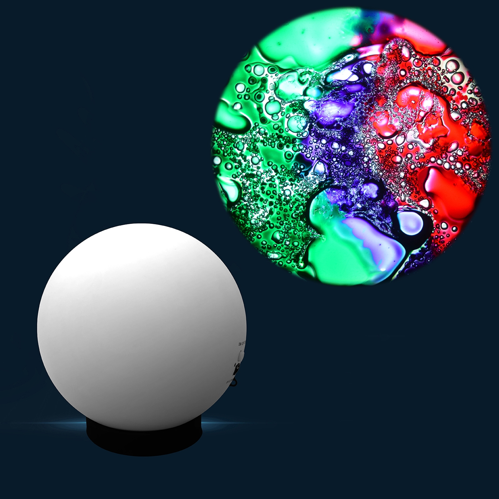 Click to view product details and reviews for Opti Aura Sensory Projector.