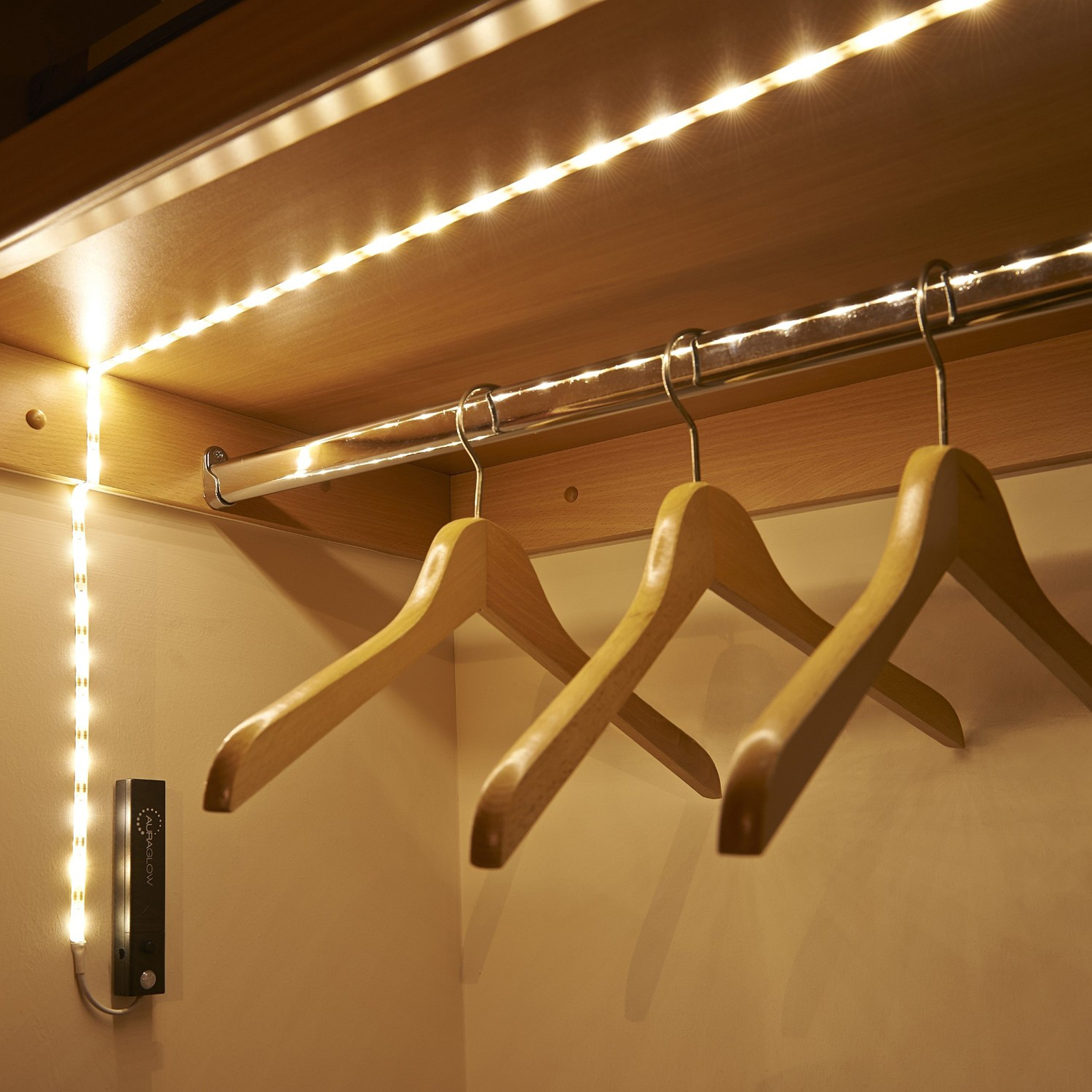 Click to view product details and reviews for Auraglow Motion Activated 100cm Led Strip Light.