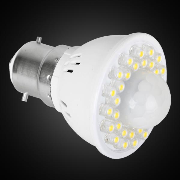 B22 Led Pir Sensor Bulb 16719