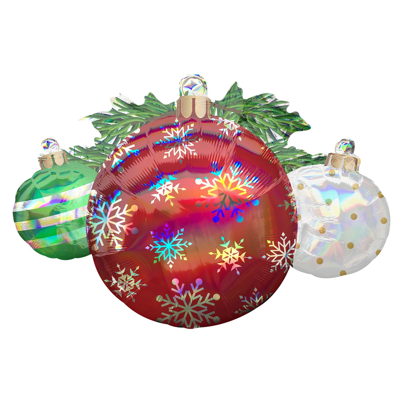 Click to view product details and reviews for Super Shape 88cm Christmas Ornaments Balloon.