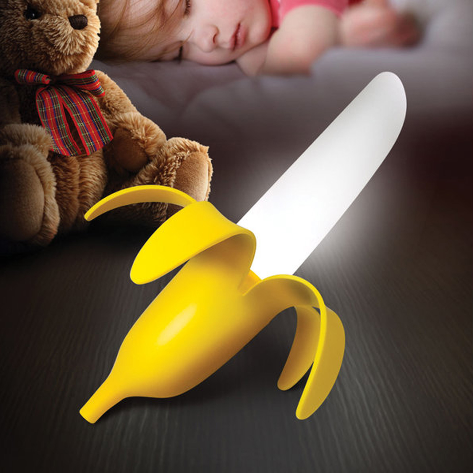 Click to view product details and reviews for Banana Night Light.