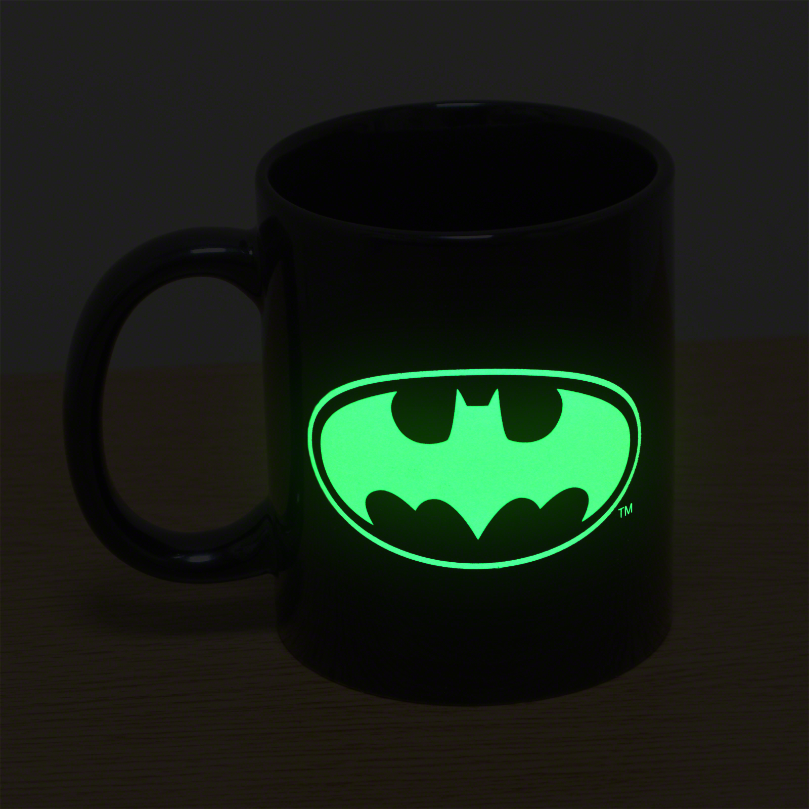 Click to view product details and reviews for Batman Glow In The Dark Mug.