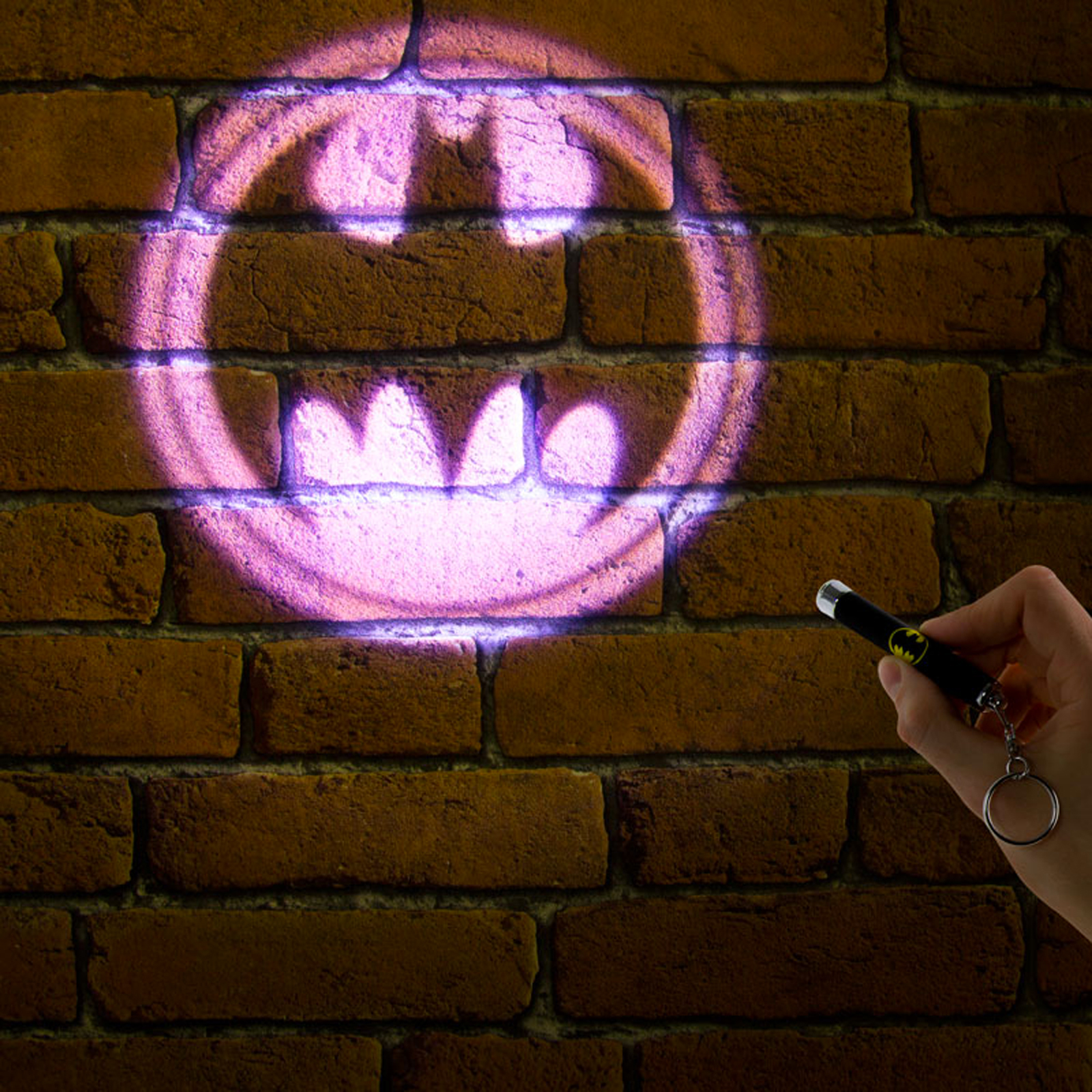 Click to view product details and reviews for Batman Projection Torch.