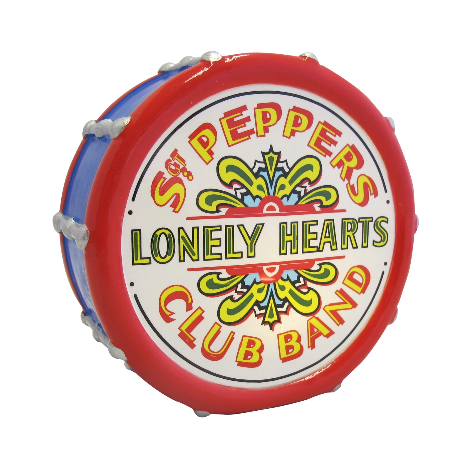 Click to view product details and reviews for The Beatles Sgt Pepper Led Drum.