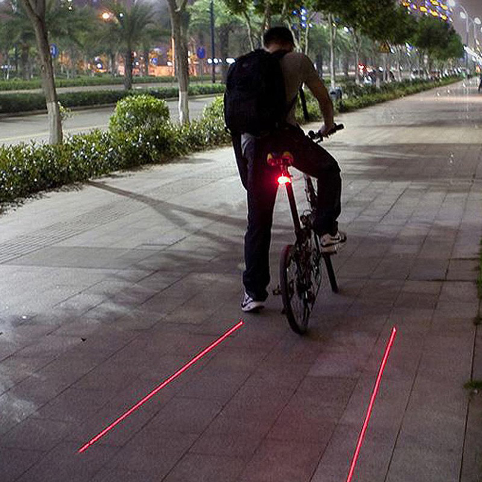 Buy Cheap Flashing Bike Light Compare Cycling Prices For Best Uk Deals Bicycle Tail Tramline Laser