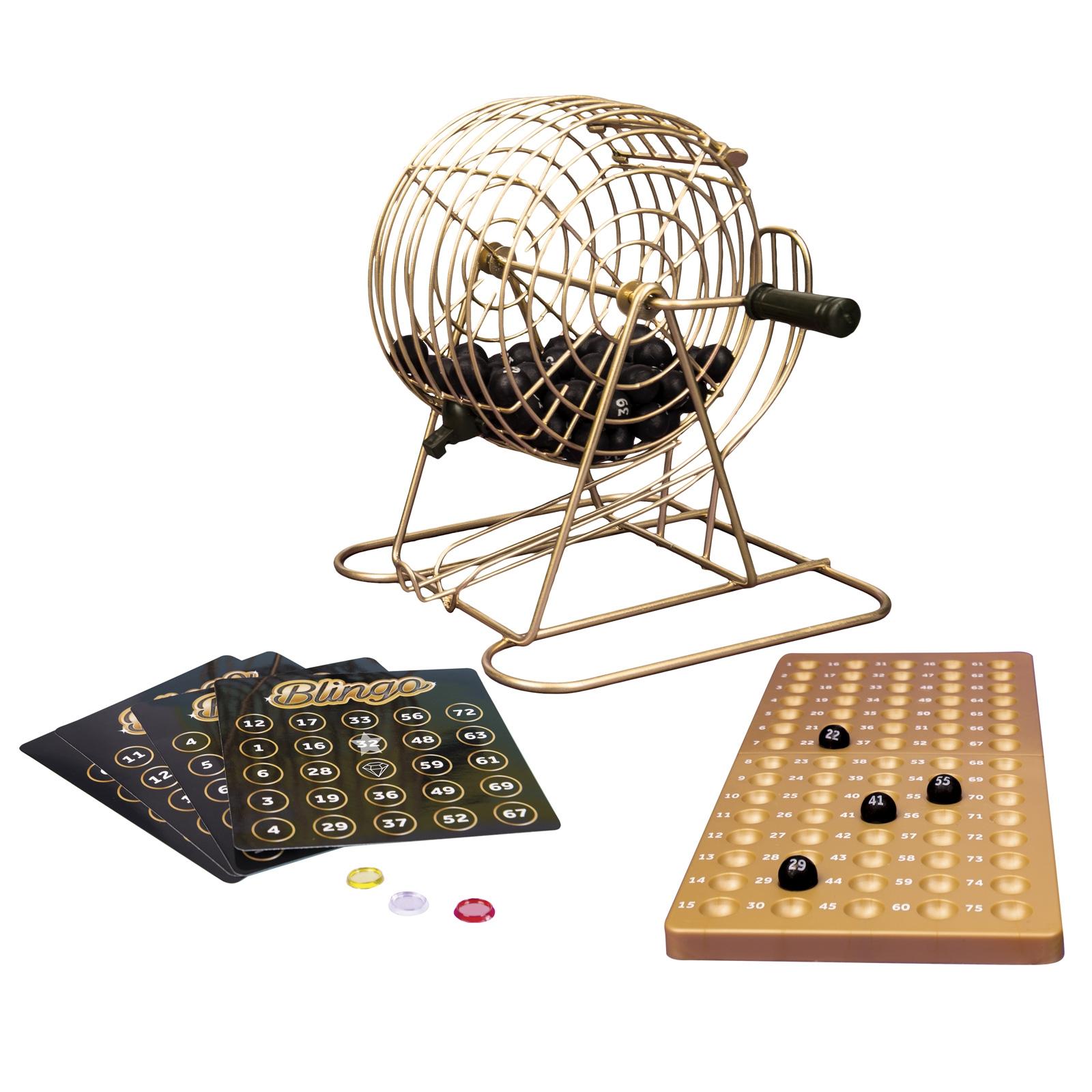 Blingo Bingo Game