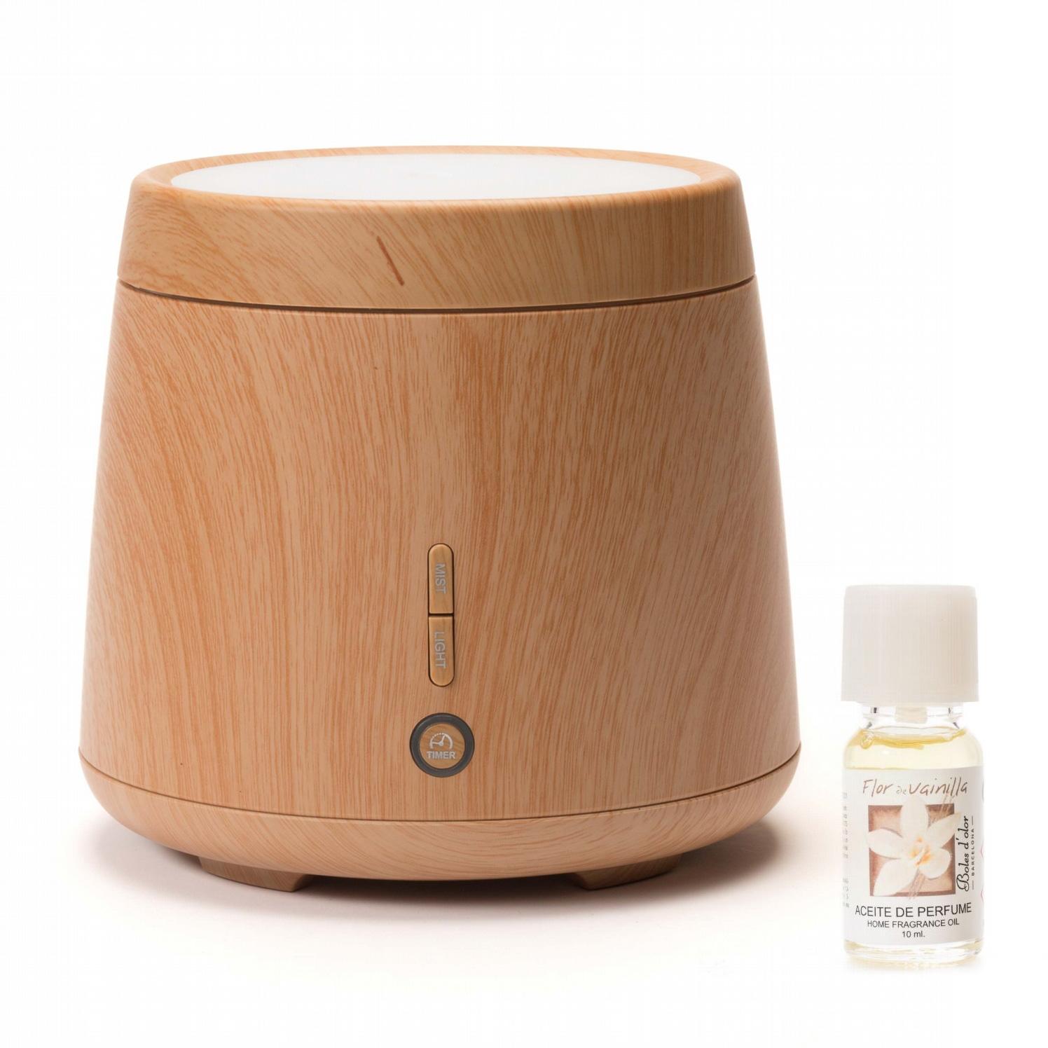 Boles Dolor Ultrasonic Wood Mist Diffuser