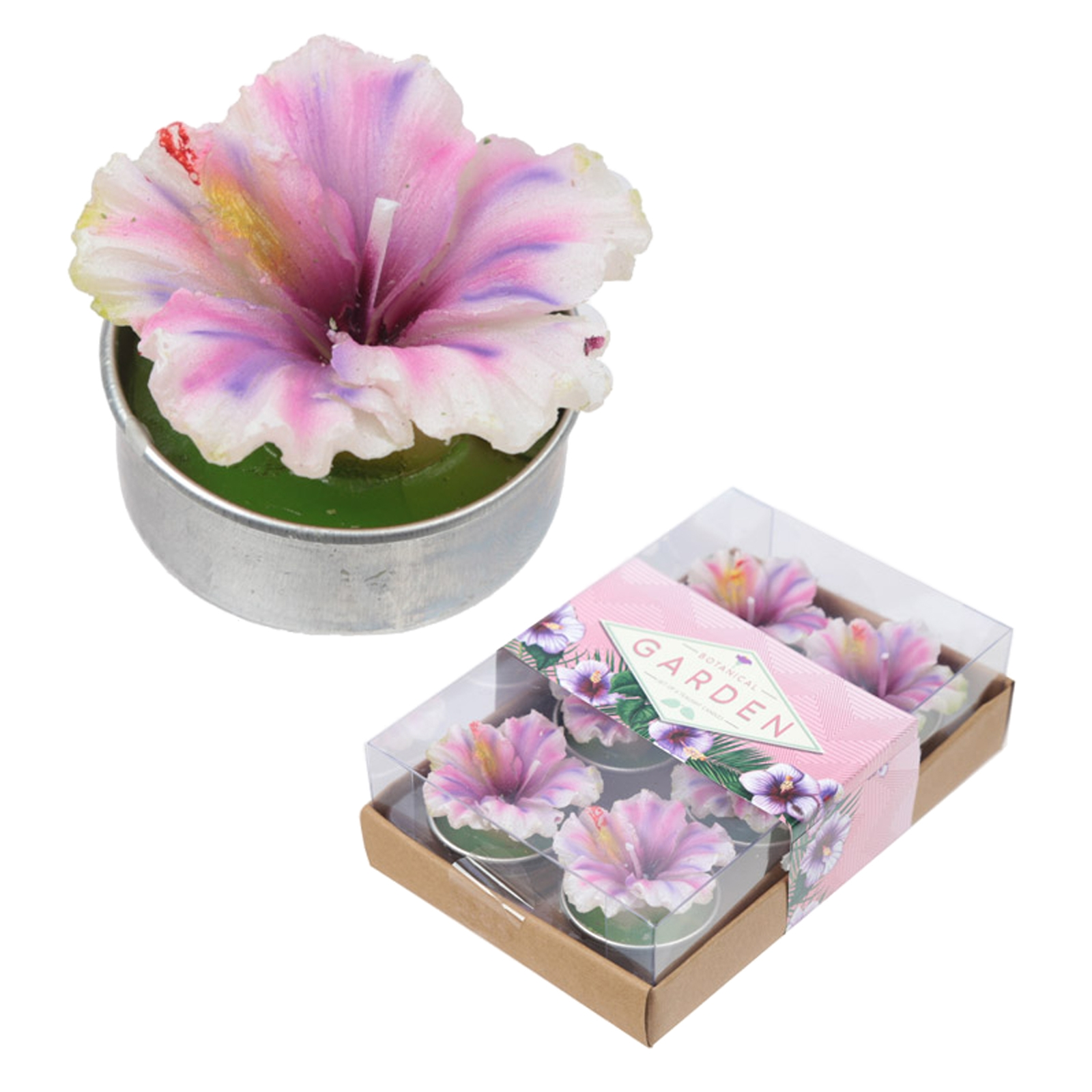 Click to view product details and reviews for Botanical Garden Tealights.