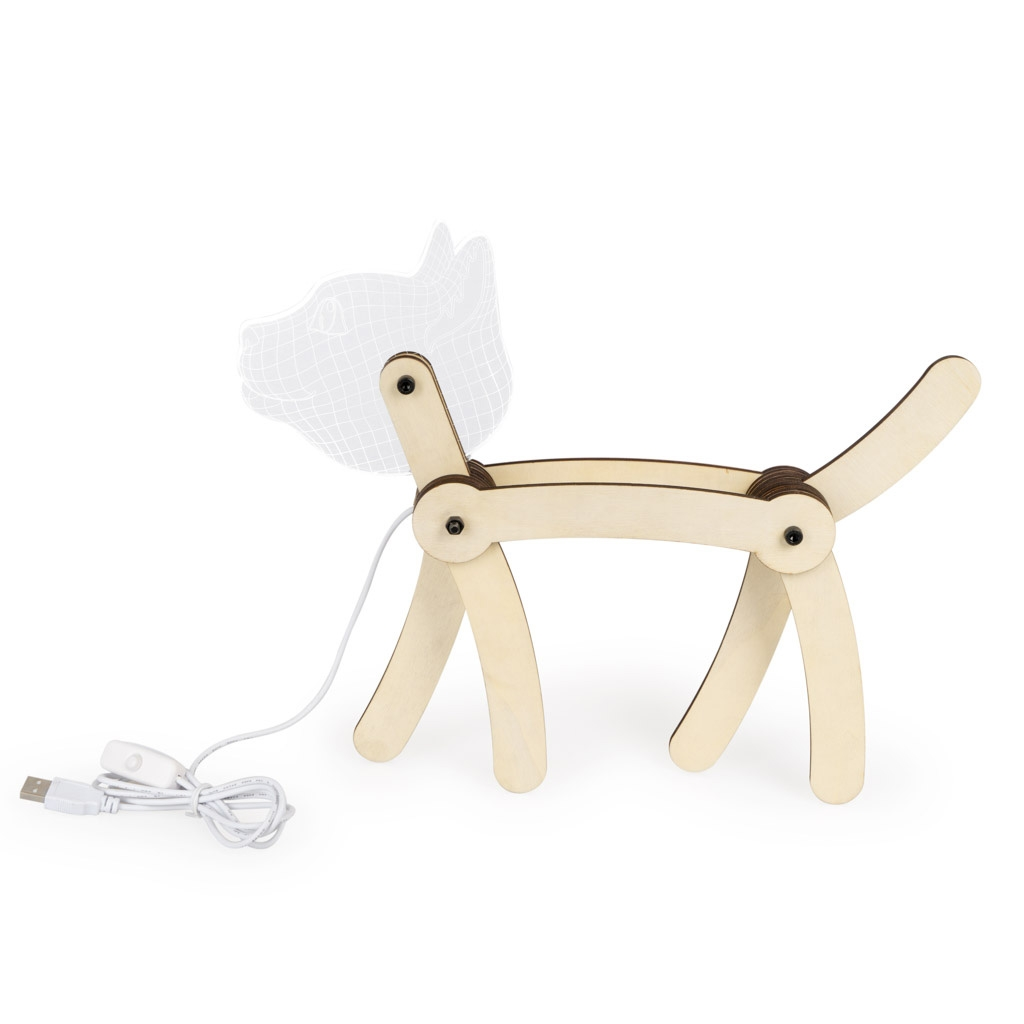 Click to view product details and reviews for Cat Poseable Articulated Usb Lamp.