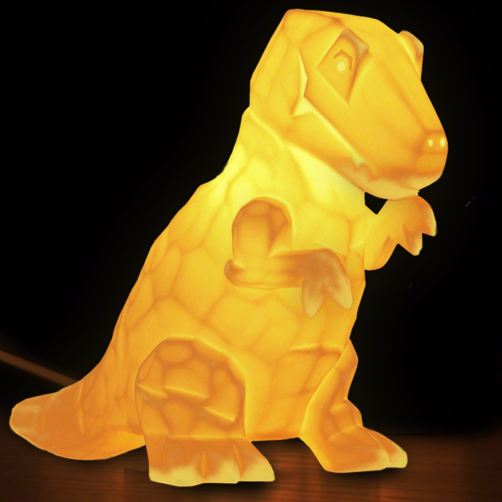 3d Ceramic Lamp Dinosaur