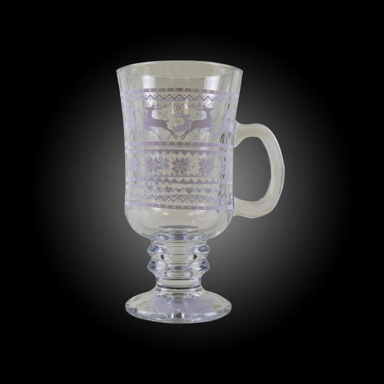 Click to view product details and reviews for Christmas Mulled Wine Glass.