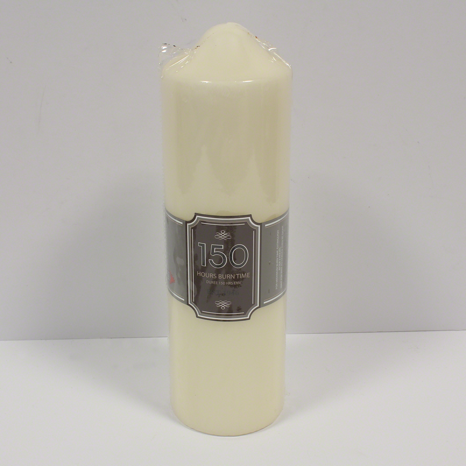 Click to view product details and reviews for Church Pillar Candle 150hr 24cm Cd5270.