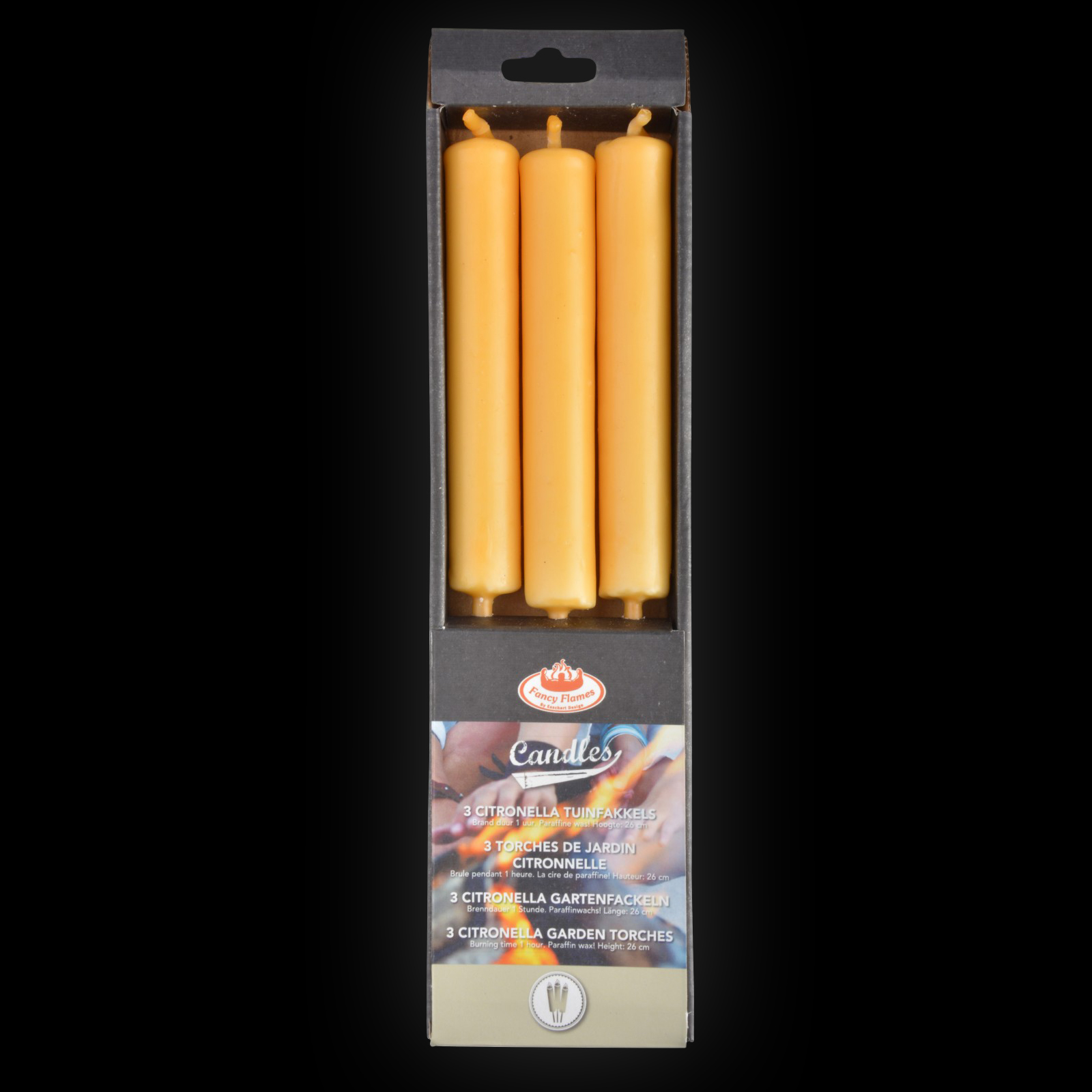 Click to view product details and reviews for Citronella Garden Torch Candles 3 Pack.