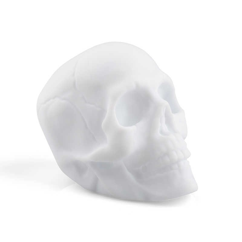 Click to view product details and reviews for Colour Change Skull Light.