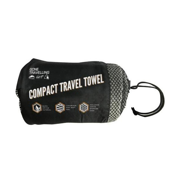 Click to view product details and reviews for Compact Travel Towel.