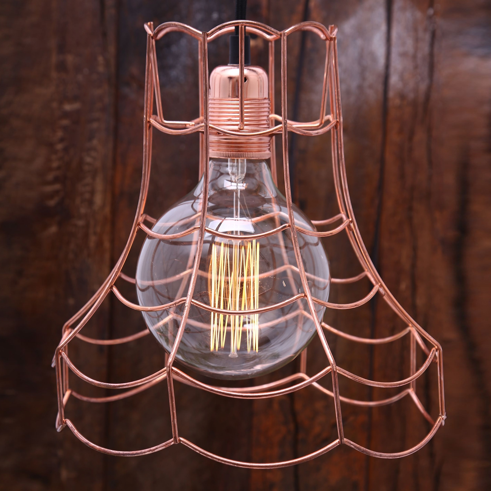 Click to view product details and reviews for Copper Vintage Shade.