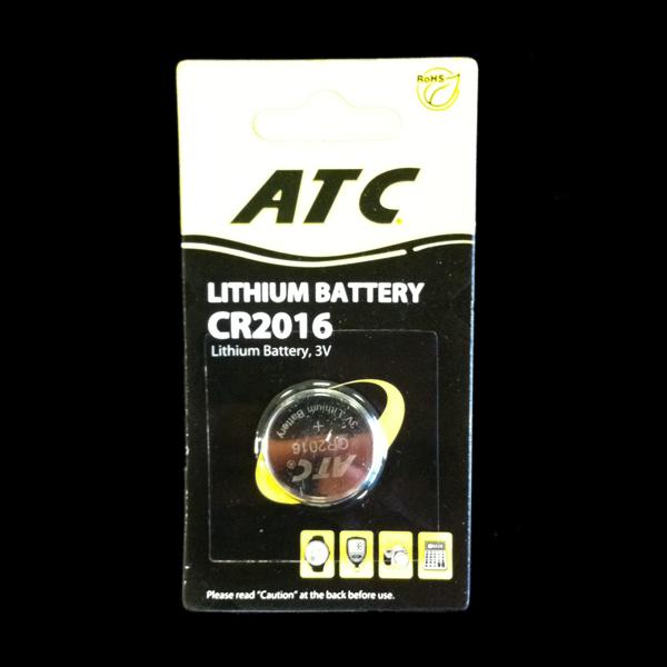 Cr2016 Battery 5 Pack