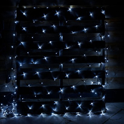 Cool White Led Christmas Lights