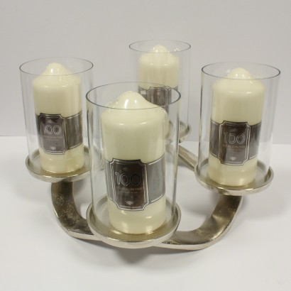 with 100hr 15cm Church Pillar Candle