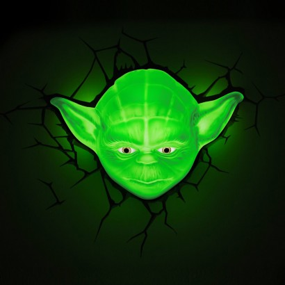 3d Fx Star Wars Yoda Light