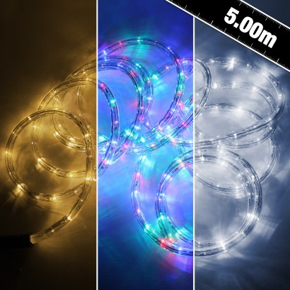 5m multi function led rope light versatile multi function rope light available in warm white cool white or multi coloured for use indoors or outdoors read more aloadofball