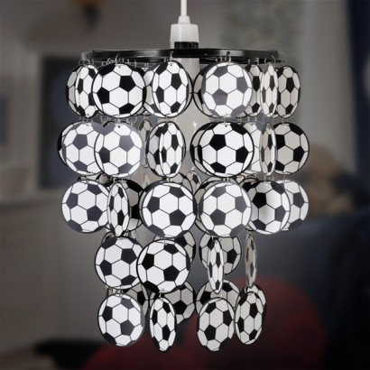 Soccer ball pendant lampshade football pendant lampshade 15858 aloadofball Images