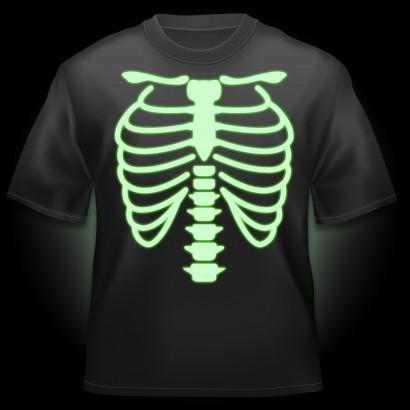 Mens Glow In The Dark Clothing