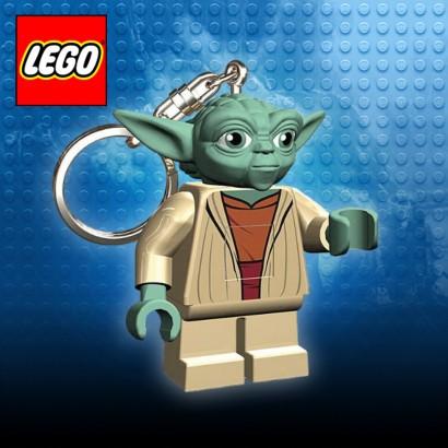 yoda lego star wars led key light - Lego Yoda