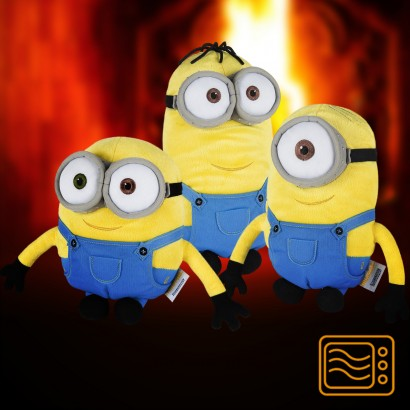 Friendly, Loyal And Lots Of Fun, These Minions Will Even Keep The Chill Off  This Winter With Toasty Warm Hugs That Smell Of Lavender! Read More.