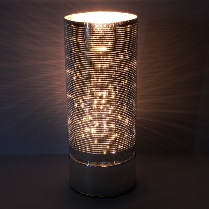 Mirrored Sparkle Table Lamp