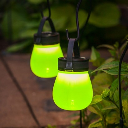 Green Firefly Solar Lantern