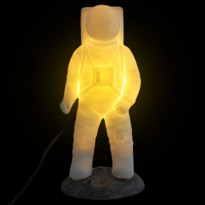 Disaster Designs Spaceman Lamp