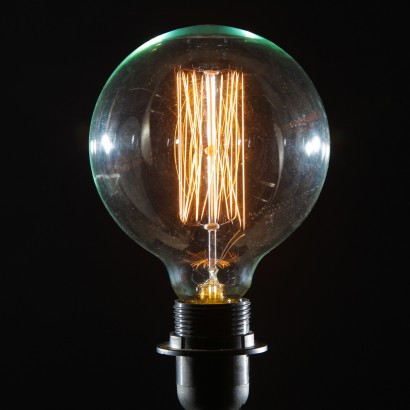 Simple And Stylish, The XL Filament Globe E27 Light Bulb Shines With A Warm  Amber Glow For A Charming Vintage Feel. Read More.