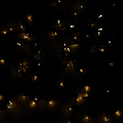 Warm White Led Solar Fairy Lights
