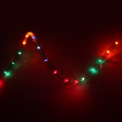 25m multi function rope light create funky indoor or outdoor illumination with a huge 25 metres of multicoloured rope light read more aloadofball Images