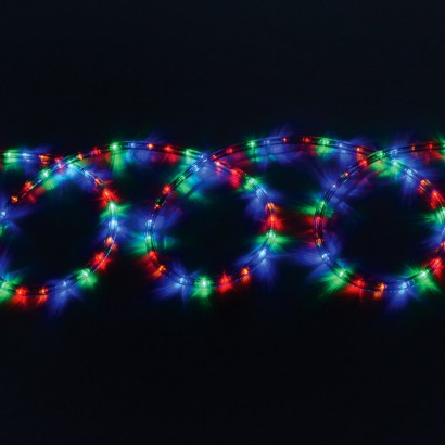 50m led multi coloured rope light a super long multi coloured rope light for professional displays that can be used indoors and outdoors read more aloadofball Images