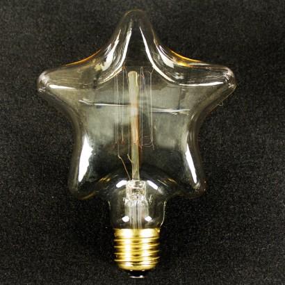 Carnival Star Filament Light Bulb