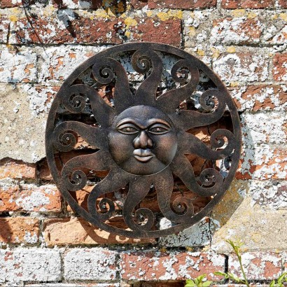sale for decoration decor antique sun buy shape product wall detail