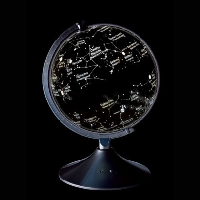 Earth And Constellation Globe - How to read a star map