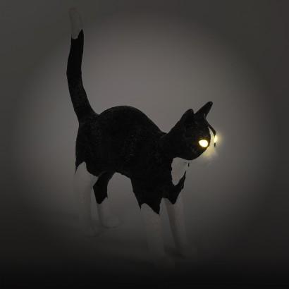 Seletti Jobby Resin Cat Lamp