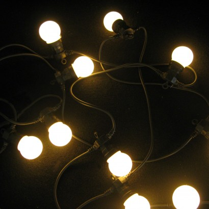 10 Bulb Christmas Lights