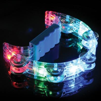 Light Up Tambourine